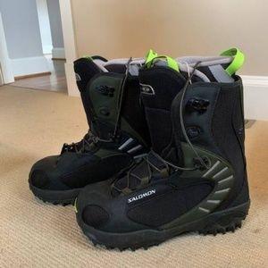 Salomon Snowboard Boots - Size 10